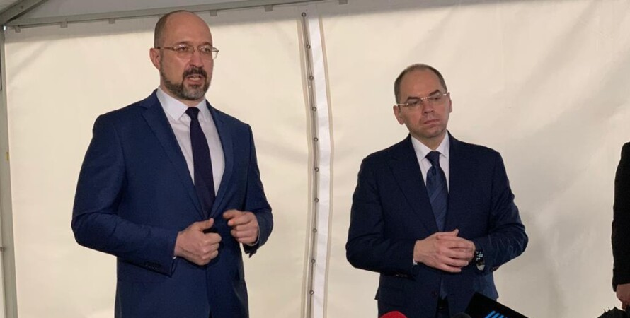 Денис Шмыгаль, Максим Степанов, отставка, вакцинация, кабмин, правительство, интервью