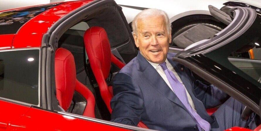 сша, Джо Байден, електромобілі, робочі місця, автопарк