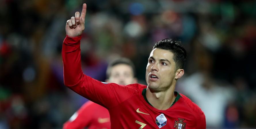 Криштиану Роналду, Евро-2020, сборная Португалии