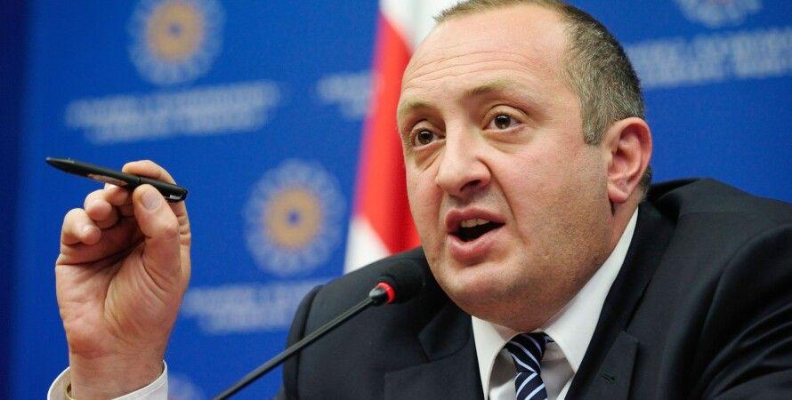 Георгий Маргвелашвили / Фото: ves.lv
