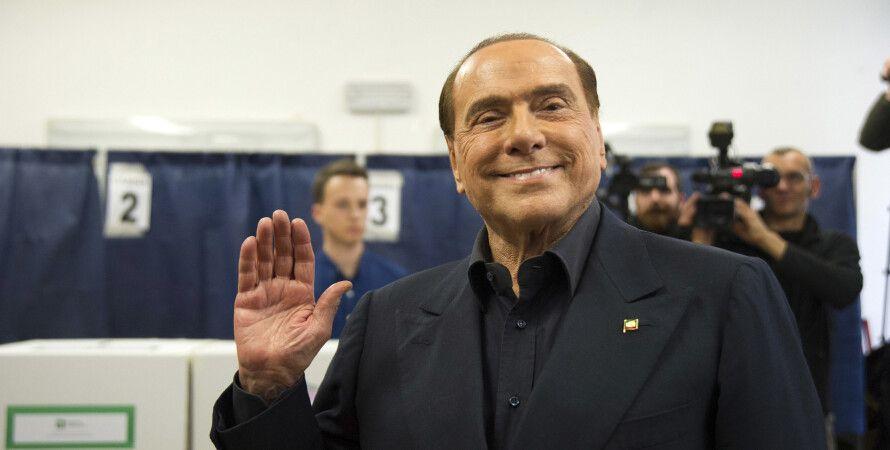 Сильвио Берлускони, Берлускони, госпитализация, италия, здоровье