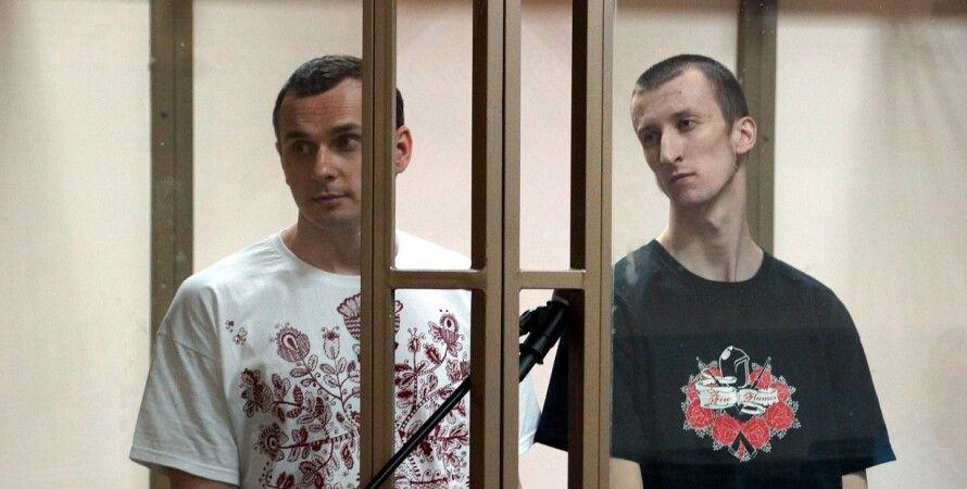 Олег Сенцов и Александр Кольченко / Фото: hromadskeradio.org