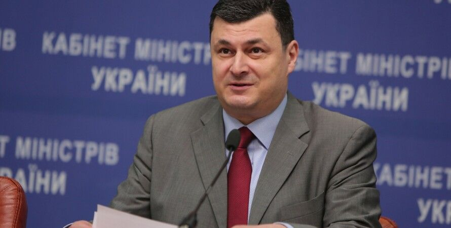 Александр Квиташвили / Фото: пресс-служба Кабмина