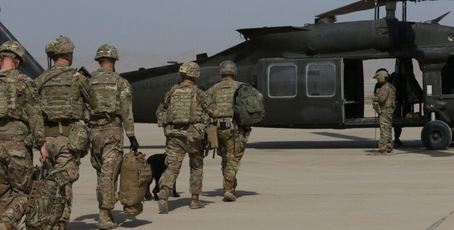 вывод войск из афгана, армия сша в авганистане