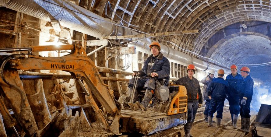 будівництво метро в києві, кредит на нові вагони