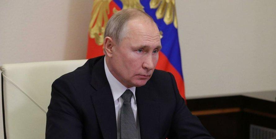 Владимир Путин, президент РФ,  112 Украина, NewsOne, ZIK, закрытие каналов,