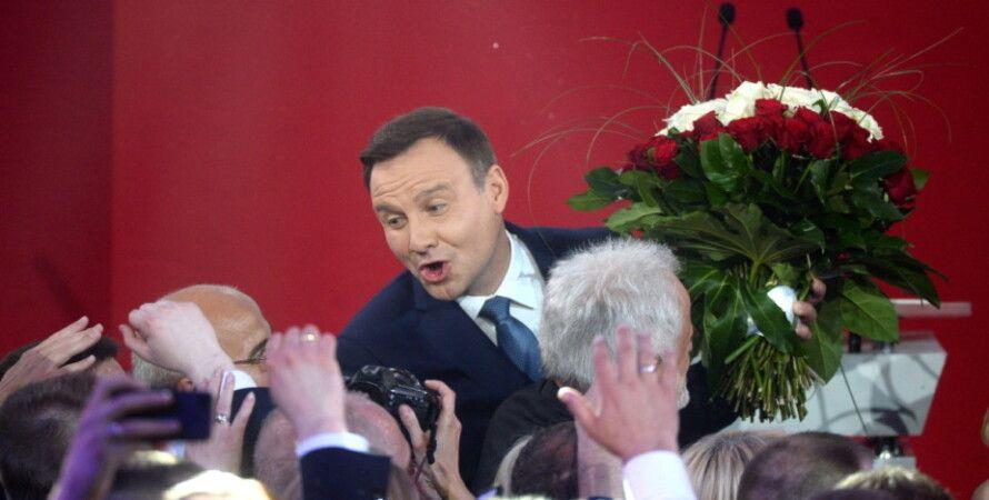 Анджей Дуда / Фото: Tvn24.pl