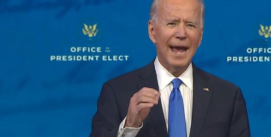Джо Байден, кашель, выборы в США