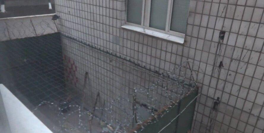 тюрьма в донецке, пыточная тюрьма оккупантов, bellingcat показали данные о военных преступлениях