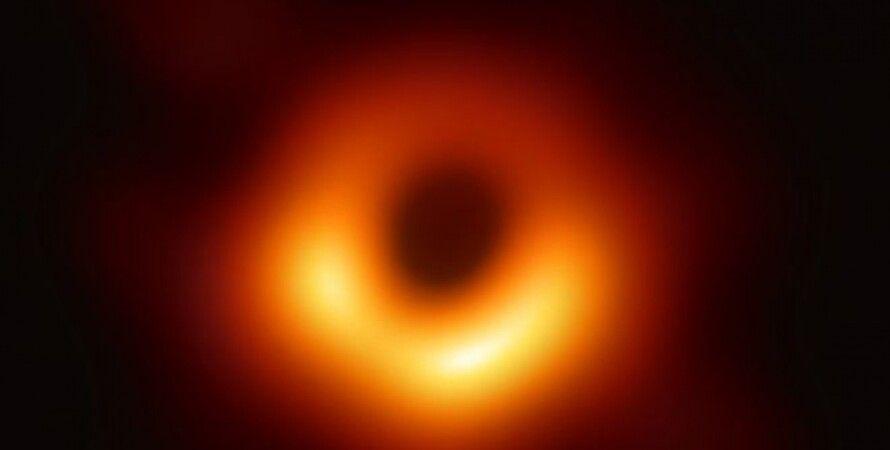 Фото: Event Horizon Telescope collaboration et al./NASA