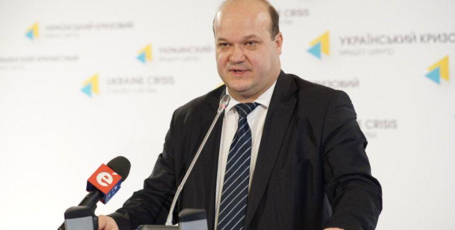 Валерий Чалый / uacrisis.org