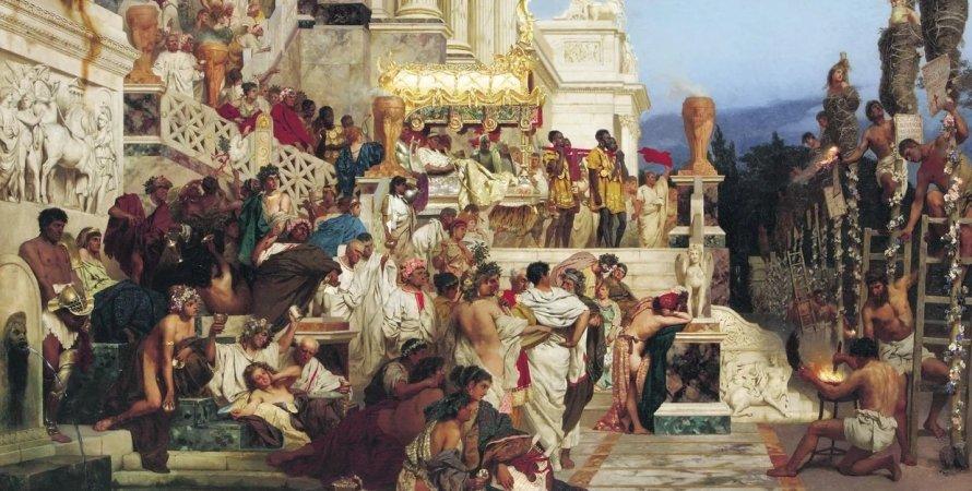 Древний Рим, императоры