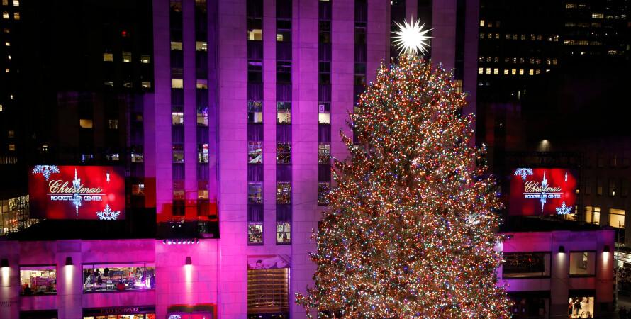 Дизайнерские новогодние елки