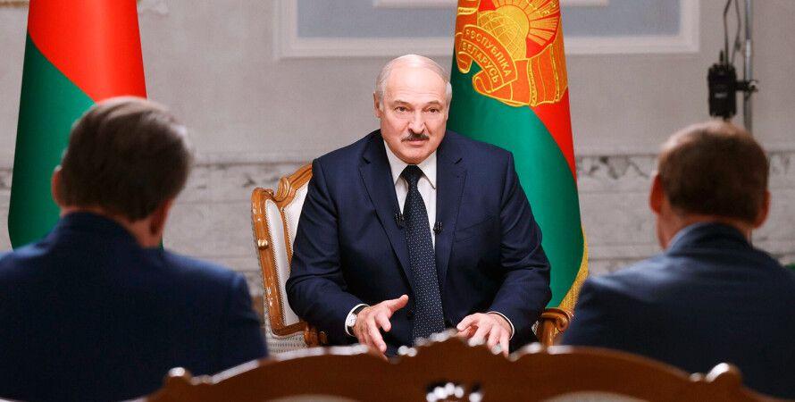 Олександр Лукашенко, нараду