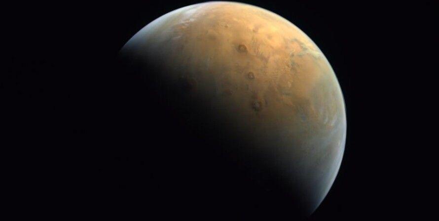 Марс, ОАЭ, космический зонд, Аль-Амаль