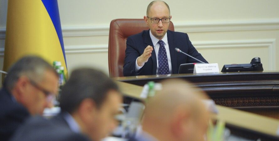 Заседание Кабмина / Фото пресс-службы правительства