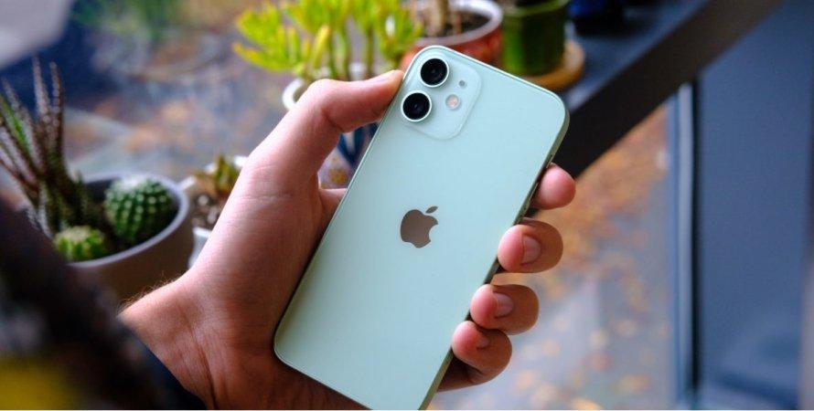 iPhone 12 Mini, смартфон, iPhone 12