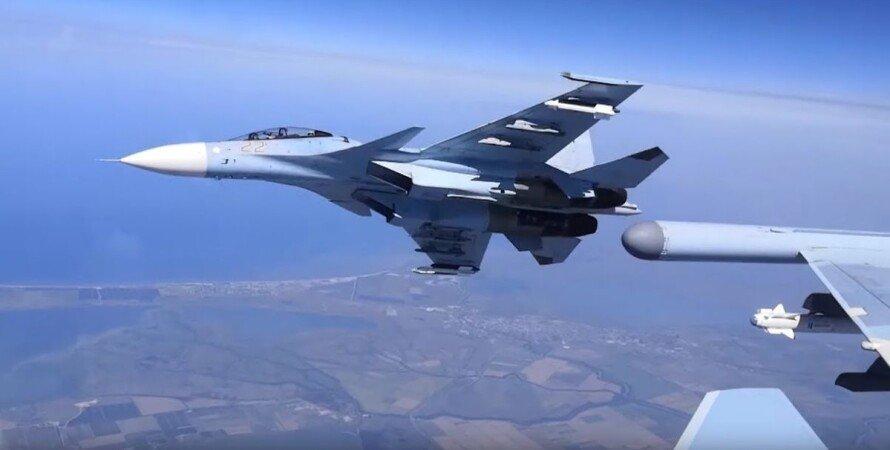 Росія, Крим, військові навчання, літаки, кораблі,