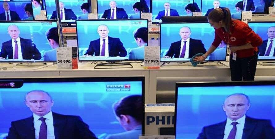 россия, пропаганда, путин, владимир путин, медиа, сми