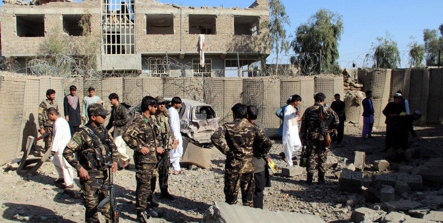 мирные переговоры в афгане