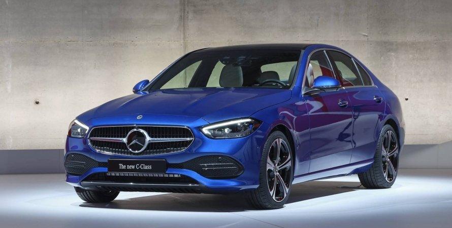 В Україні стартував продаж Mercedes-Benz C-Class нового покоління