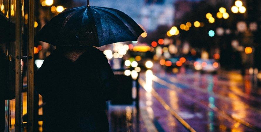 дожди, дожди в Украине, прогноз погоды, погода в Украине