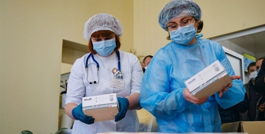 коронавирус, украина, статистика, тестирование, covid-19