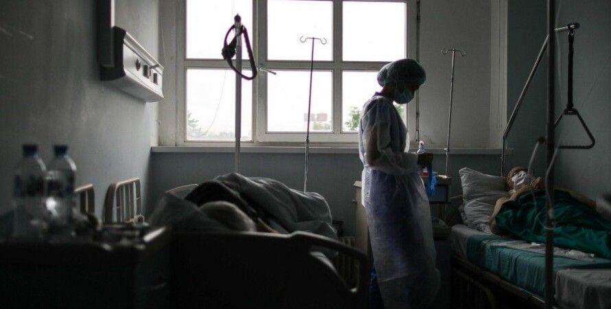 Житомир, коронавирус, больницы, койко-места, нехватка, пациенты,