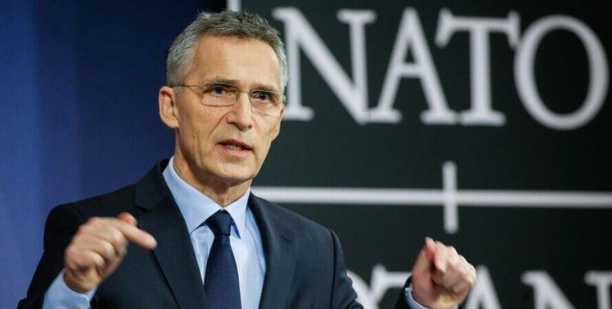 НАТО, Росія, Брюссель, Єнс Столтенберг, Конфронтація