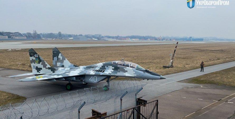модернизация ВВС Украины, чем заменить устаревшие МиГ-29
