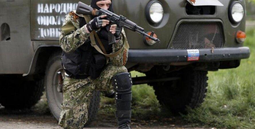Боевик ДНР / Фото: Новая Газета