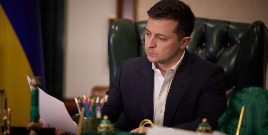 Владимир Зеленский, санкции, телеканалы, Виктор Медведчук, ZIK, NewsOne, 112 украина