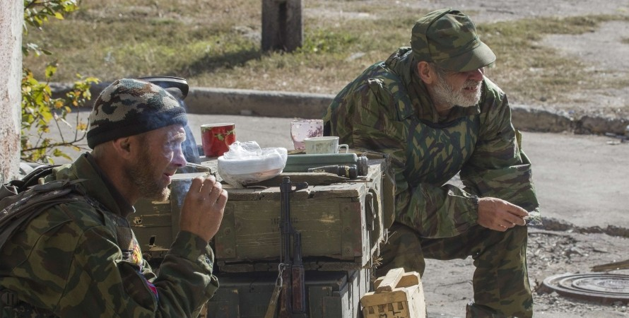 гибель днровцев, штаб о гибели боевиков