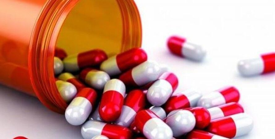 минздрав, украина, рецепты, антибиотики