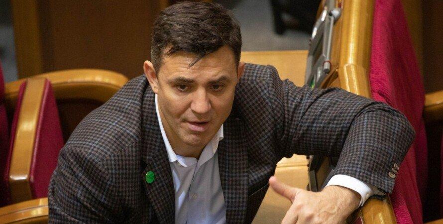 """Николай Тищенко, """"слуга народа"""", депутат, Верховная Рада, скандал с вечеринкой"""