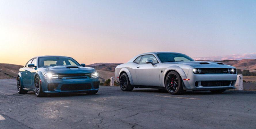 Dodge Charger SRT, Dodge Challenger SRT