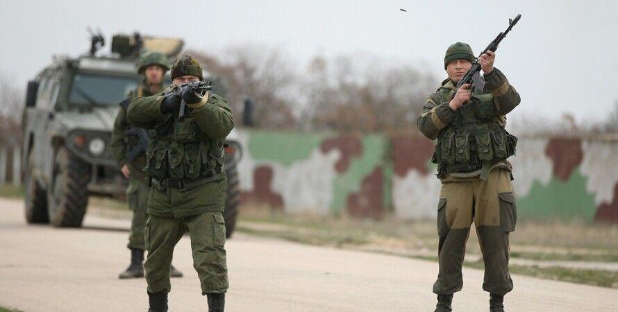 Украинские пограничники / Фото: kvedomosti.com
