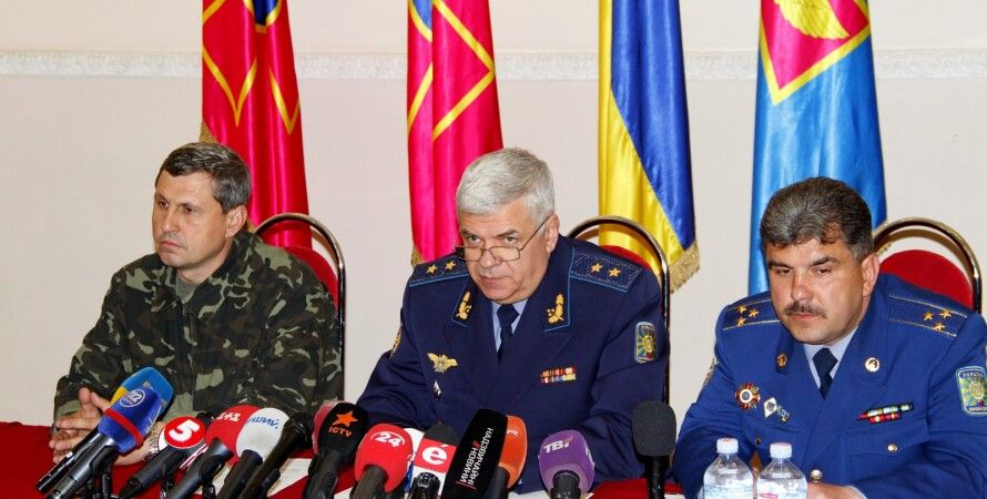 Сергей Дроздов / Фото: пресс-службы Минобороны