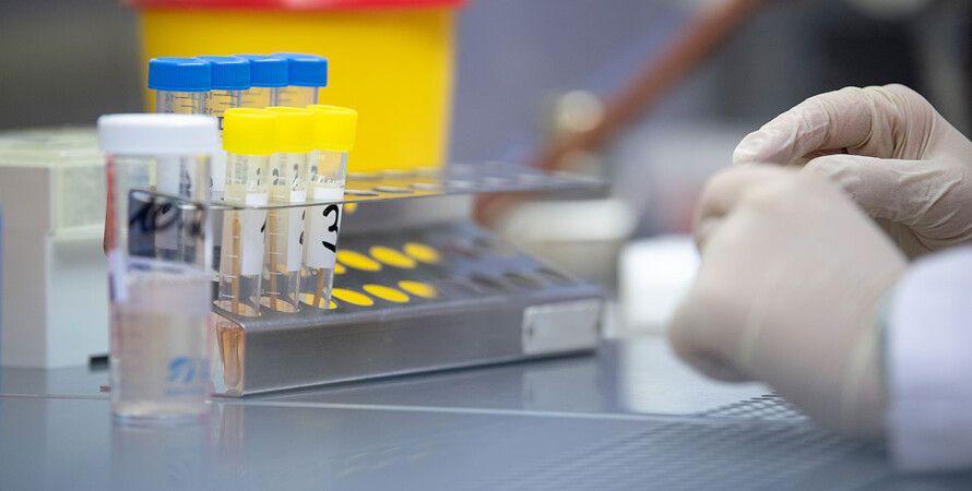 тестирования коронавируса, статистика коронавируса в украине