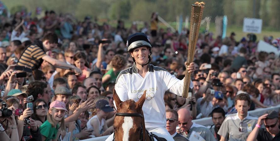 Зара Тиндалл, внучка королеви, олімпійські ігри в Лондоні, принцеси на олімпіаді