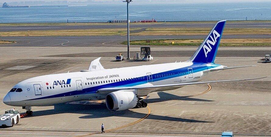 Boeing 787, Dreamliner, самолет, фото