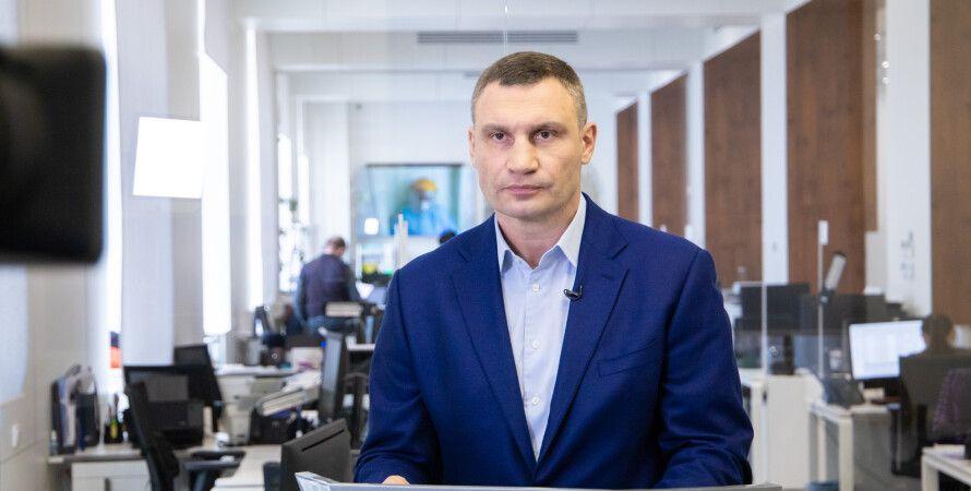 Виталий Кличко, Киев, Коронавирус, Заражение коронавирусом, Медицинские работники