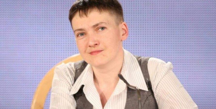 Надежда Савченко / Фото: Украинская правда