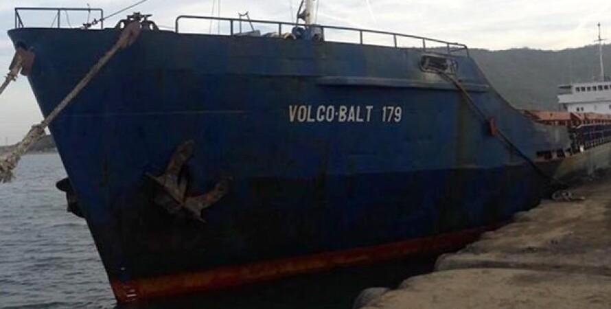 Volgo Balt 179, корабельна аварія, українці, судно, жертви