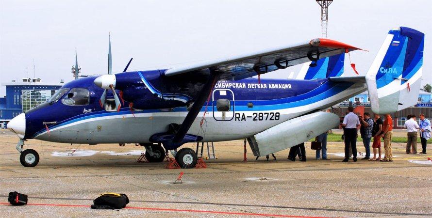 Ан-28, самолет Ан-28, Ан-28 СиЛА, ЧП с Ан-28