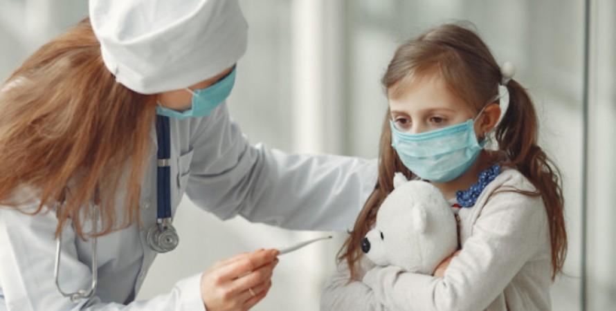 температура, коронавирус, пандемия, исследование, врачи, дети