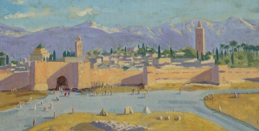 картину Черчелля продали на аукціоні, аукціон в британії
