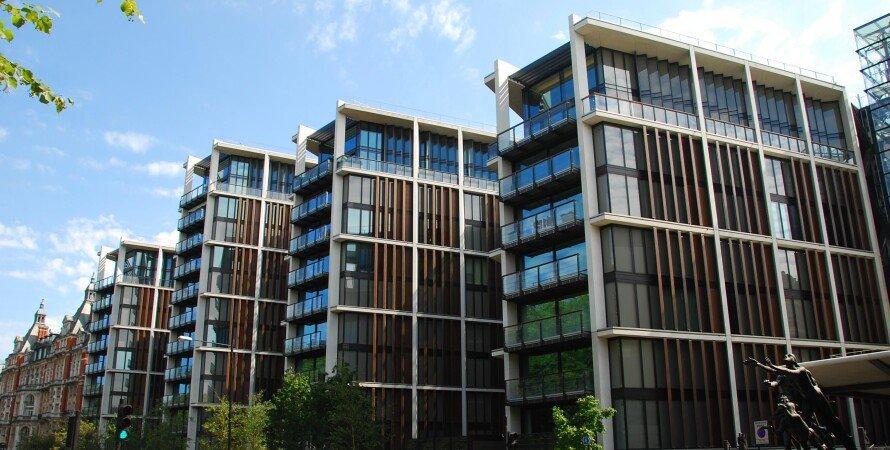Жилой комплекс, One Hyde Park, лондон