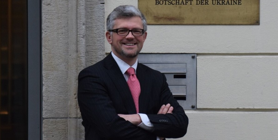 Андрей Мельник, посол Украины в Германии, посольство, дипломат