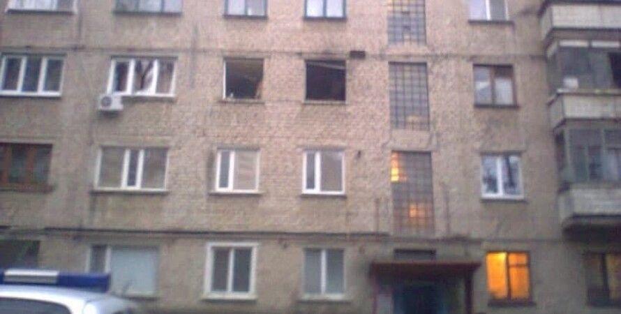 Луганск, взрыв